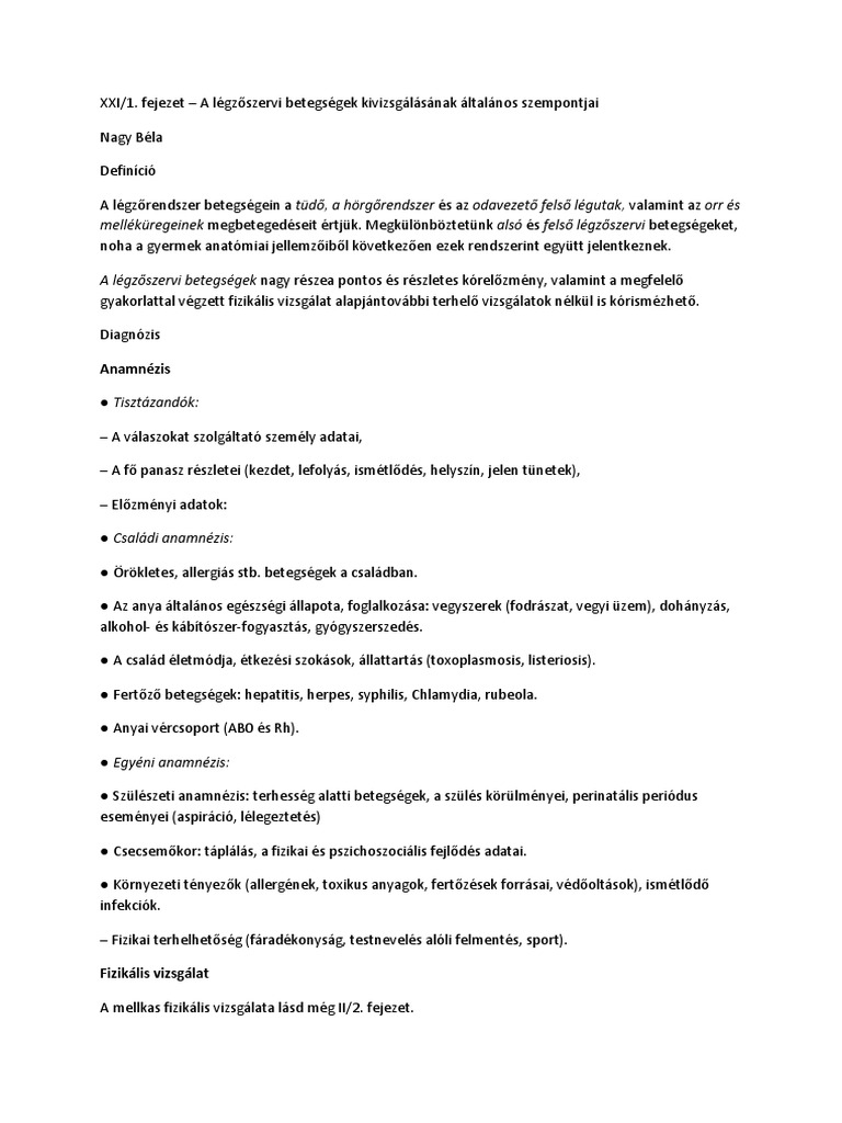 helminth fertőzés megelőzési táblázat