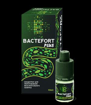 A bactefort hivatalos weboldala
