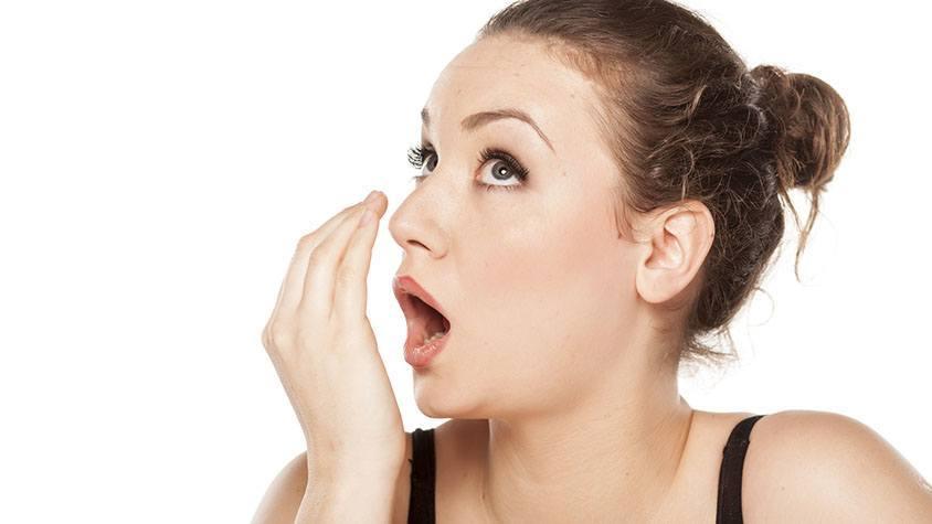 Puffadás oka a rossz lehelet, Gyakori megbetegedések