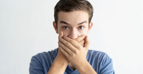 hogyan kell kezelni az emberben a rossz leheletet