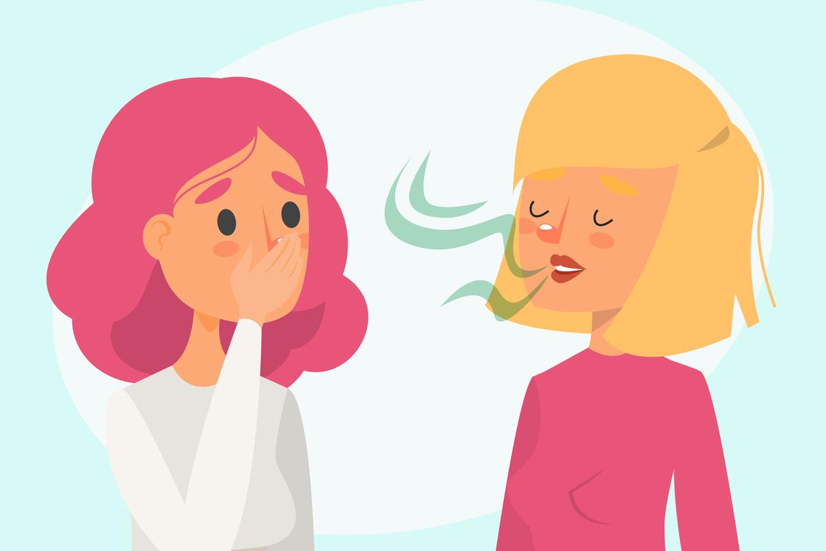 Ha tudni akarja, miért kellemetlen néha a reggeli puszi - HáziPatika