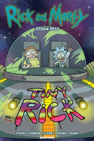 Rick és morty idegen paraziták