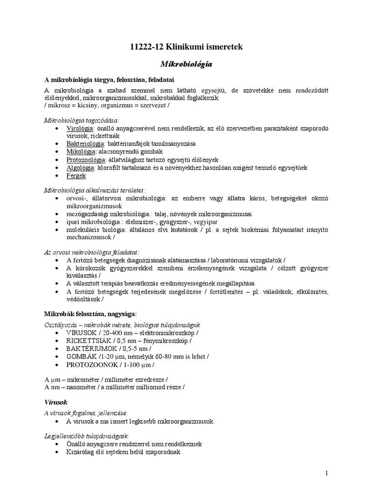 Kassai Tibor: Helmintológia (Magyar Állatorvosi Kamara, ) - nyelvprofil.hu