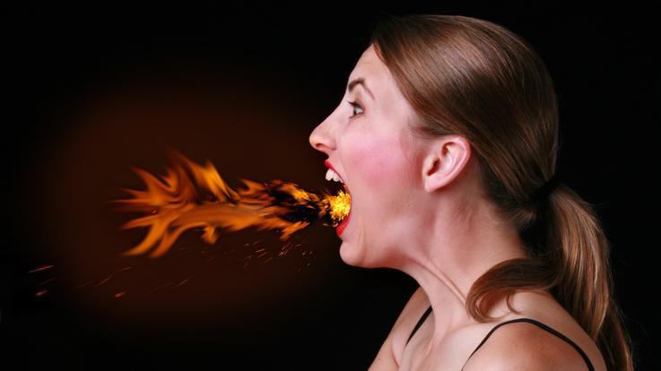 betegség szájszag