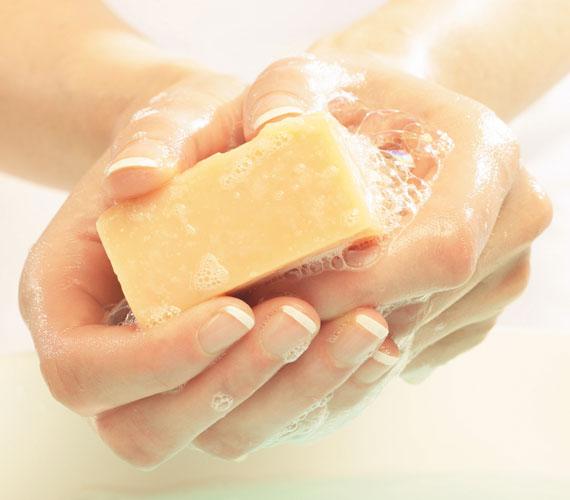 megszabaduljon a férgektől szappannal A sashera méz mérgezőt bocsát ki