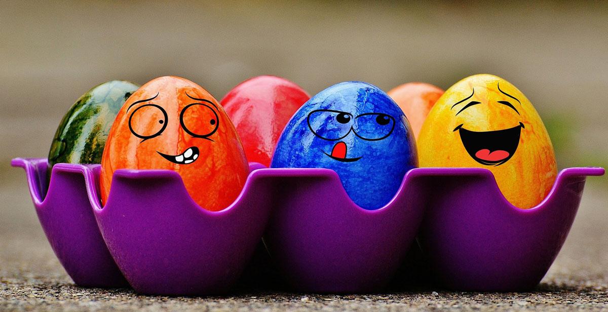 tojás széles szalaggal