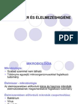 élelmezési célú paraziták ppt