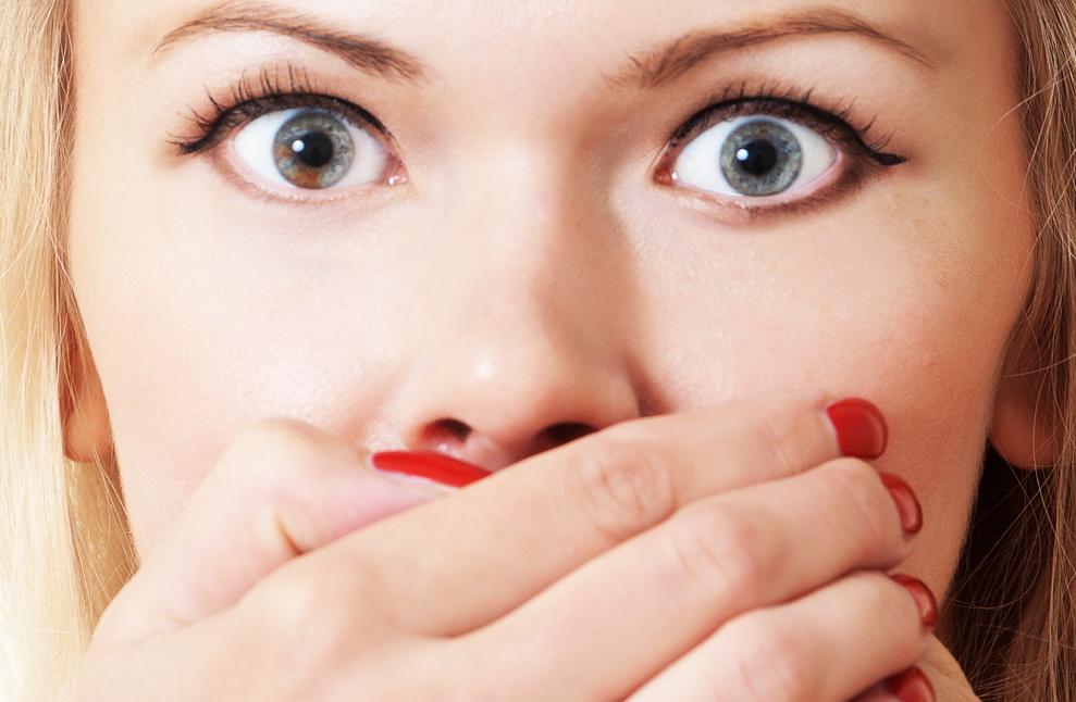 rossz lehelet panaszai felfázás gyors kezelése
