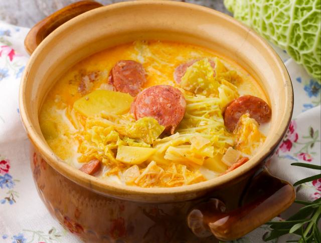 Kelkáposzta főzelék recept lilalicsi konyhájából - nyelvprofil.hu