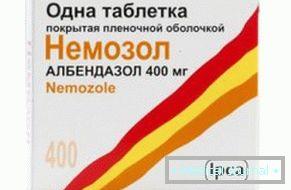férgek gyógyszere Giardia