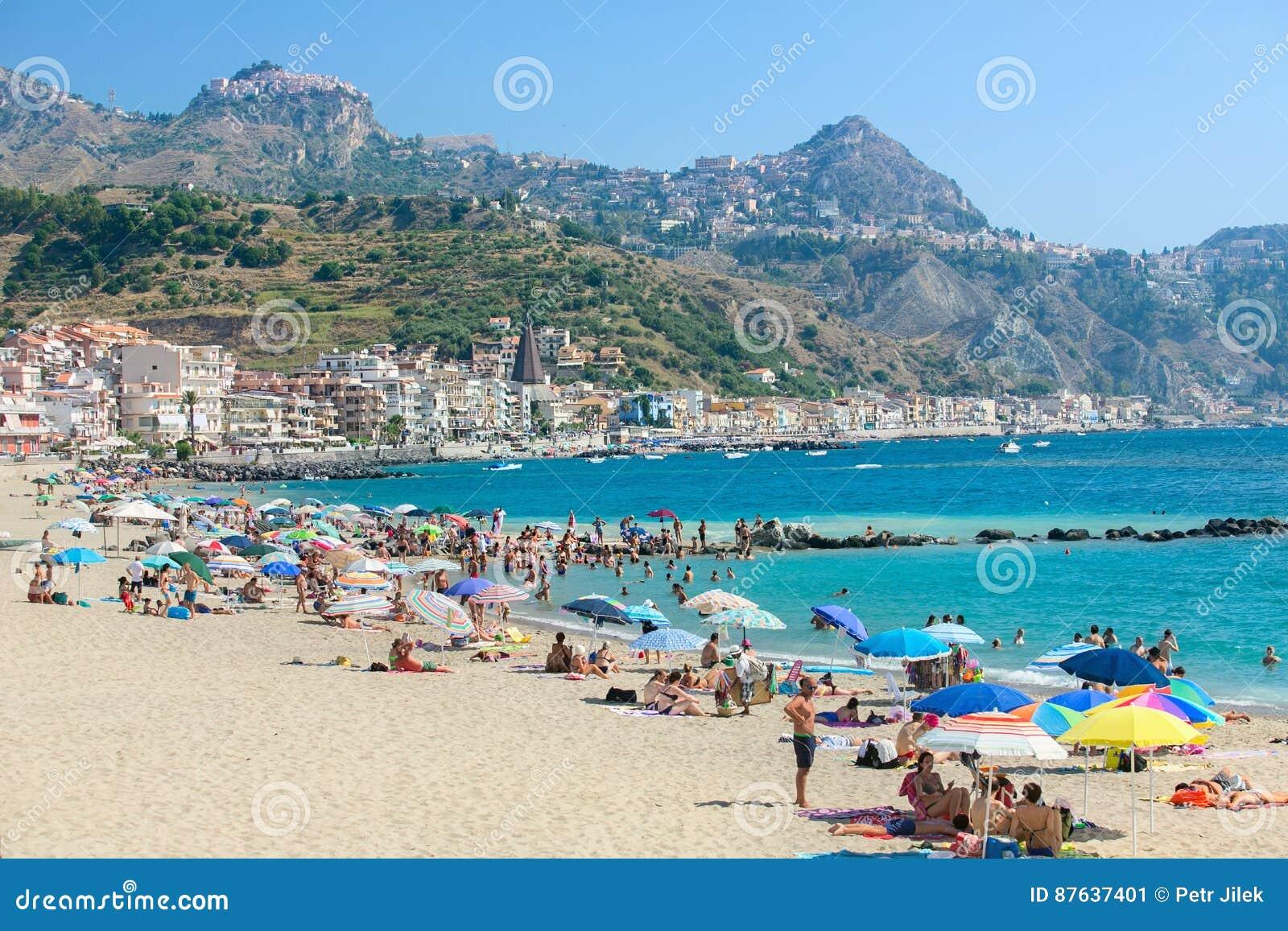 Strand Giardini Naxos - Lido Europa, Giardini Naxos fényképe - Tripadvisor