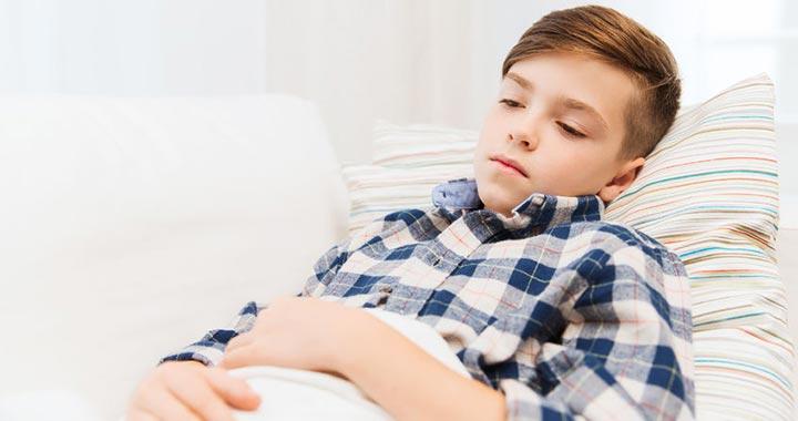 paraziták tünetei gyerekeknél