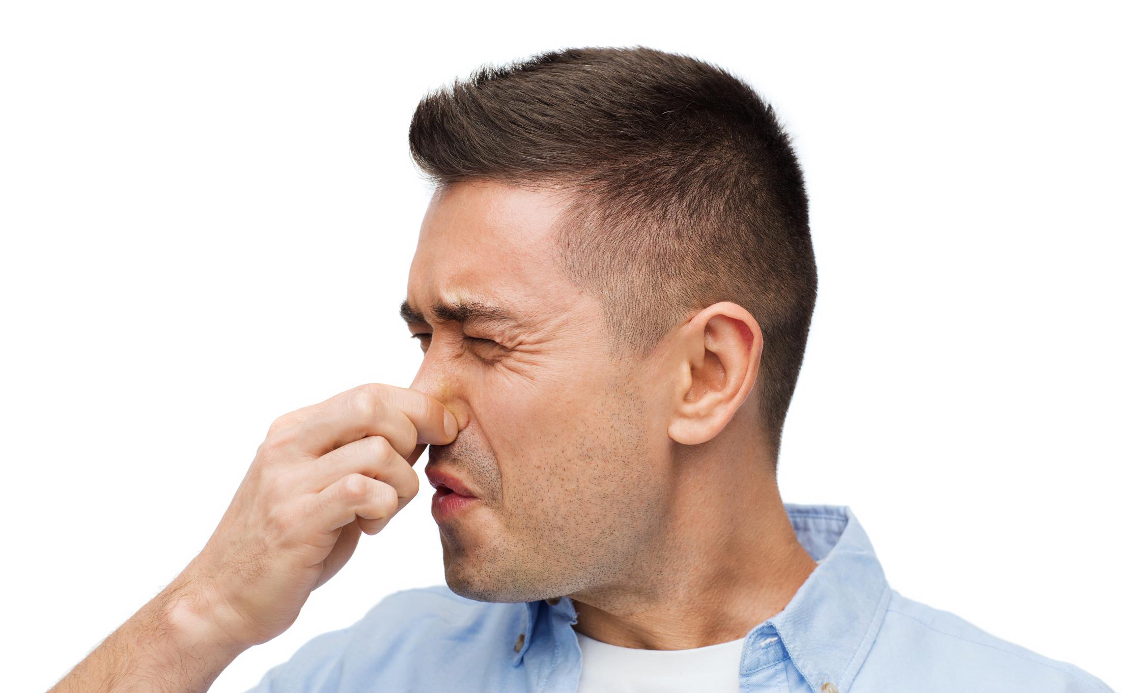 túrós szag után a szájból